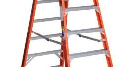 Ladder external shields for durability