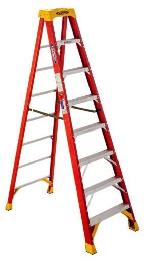 Werner 8 foot ladder