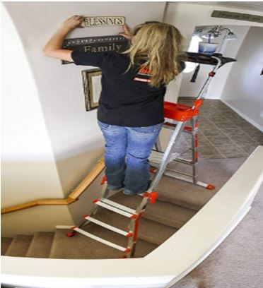 little giant stair step ladder
