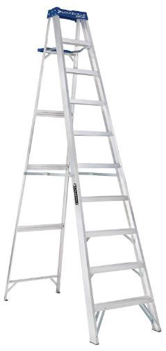louisville 10 foot step ladder