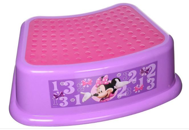 Bowtique Step Stool