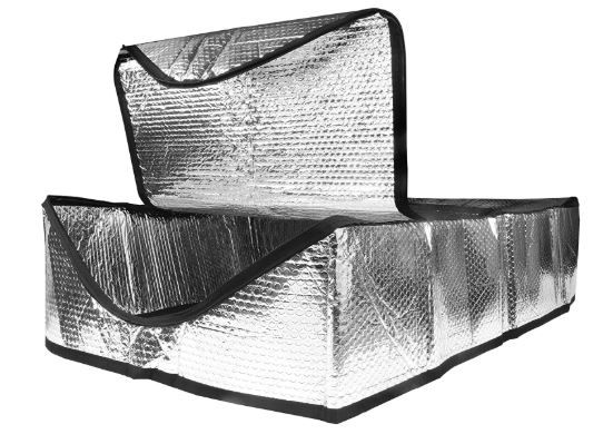 Energy Wise Attic Stairs Insulation Cover