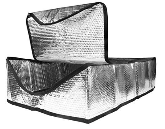 Attic Stair Insulation Cover